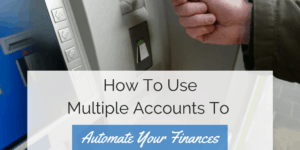 Budgeting With multiple bank accounts