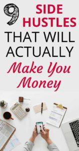 , 9 Side Hustles That Have Made Me Money
