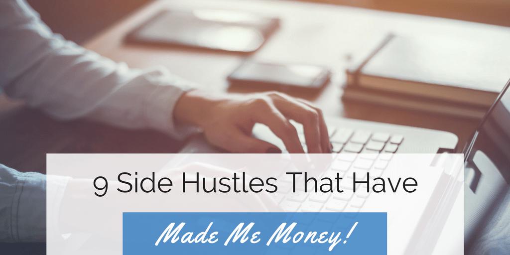9 Side Hustles That Have Made Me Money - NinjaBudgeter – NinjaBudgeter
