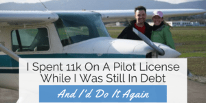 is it worth getting a pilot license