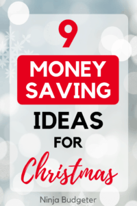 money saving tips for christmas, 9 Killer Tips To Save You Money This Christmas