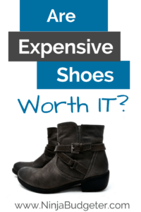 is it worth buying expensive shoes