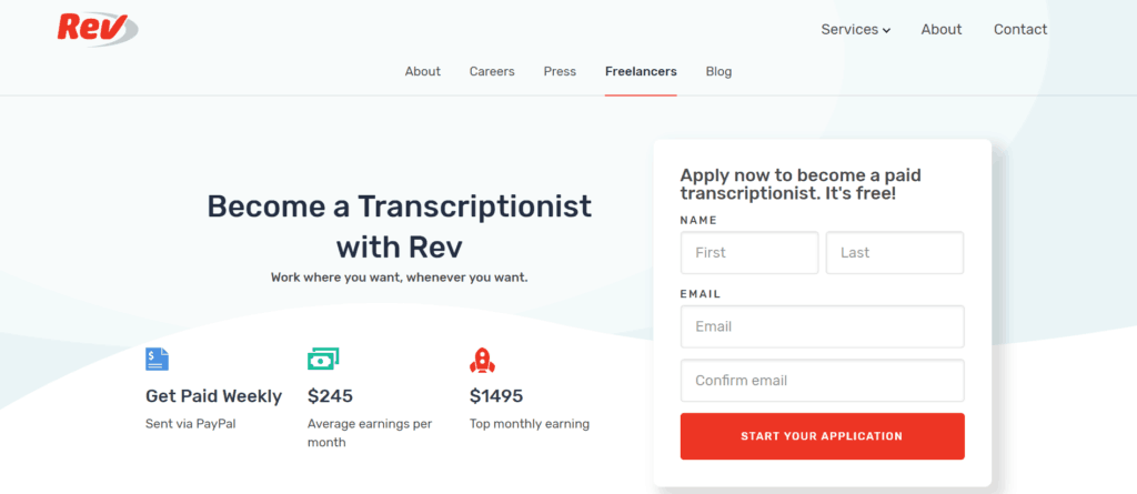 rev.com review, Rev.com Review 2020 – Is It Worth Working For Rev?