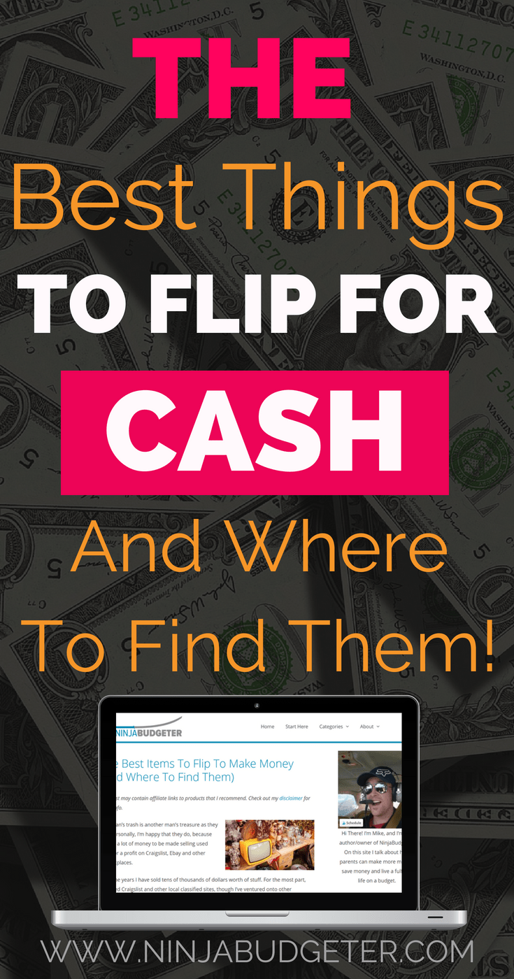 best items to flip for money