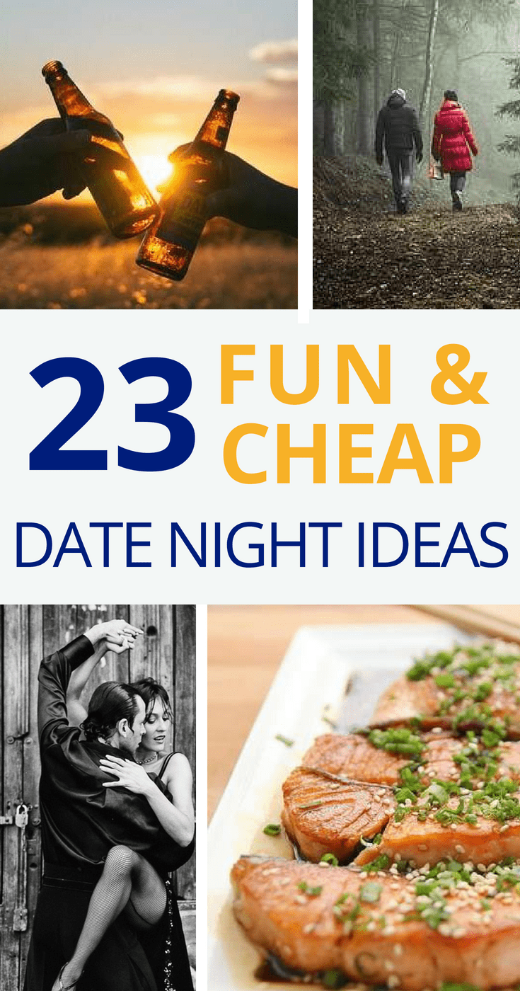 cheapest date night ideas