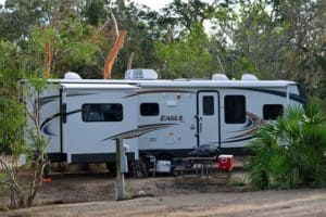 living in a camper, Living In An RV in 2020 – Save Money And Crush Debt
