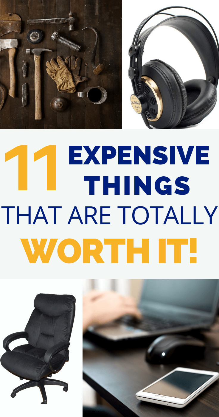 expensive things that are worth it