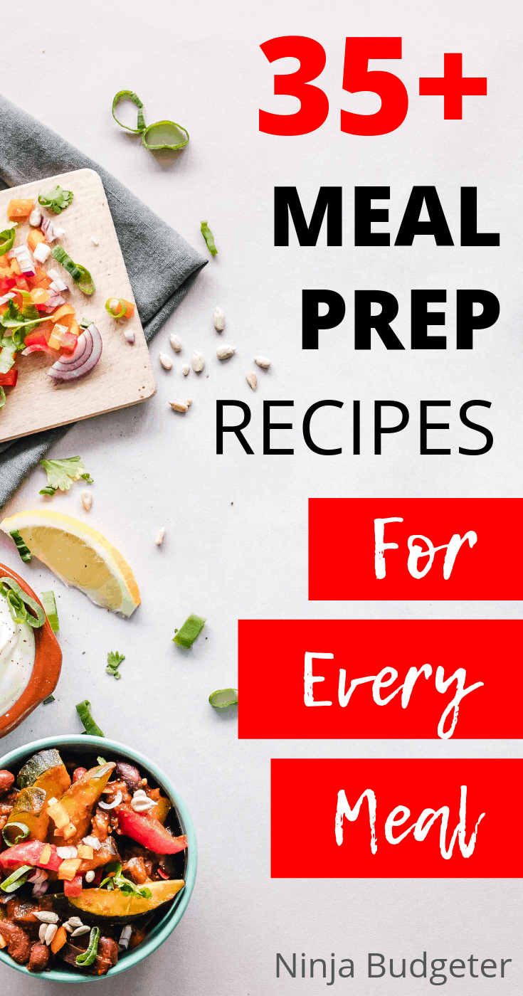 easy meal prep recipes, 35  Cheap And Easy Meal Prep Recipes For Every Meal