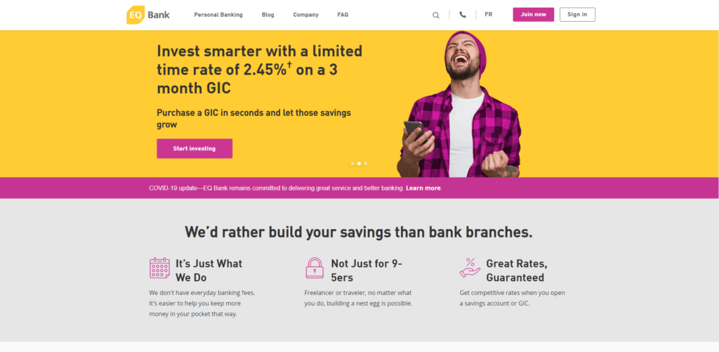 eq bank review, EQ Bank Review 2020 – The Best High-Interest Savings Account In Canada?